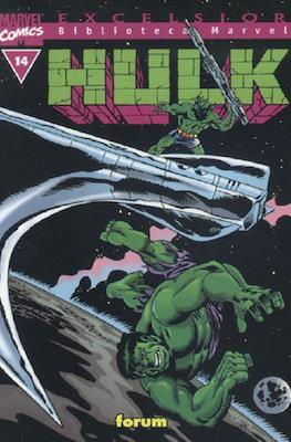 Biblioteca Marvel: Hulk (2004-2006) (Rústica 160 pp) #14