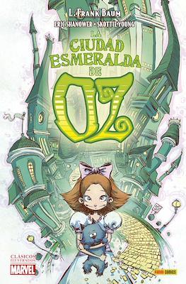 El mago de Oz. Clásicos Ilustrados Marvel (Cartoné. 144 - 224 págs) #6