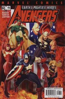 The Avengers Vol. 3 (1998-2004) (Comic-Book) #46