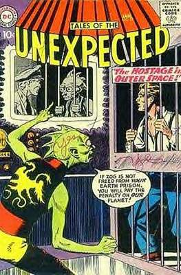 Tales of the Unexpected (1956-1968) (Comic Book) #21