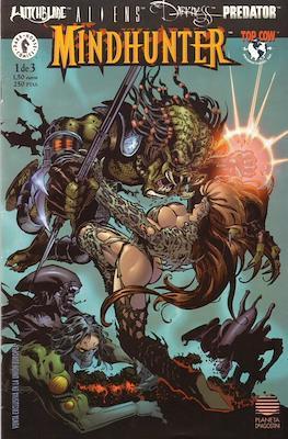 Mindhunter: Witchblade, Aliens, Darkness, Predator #1