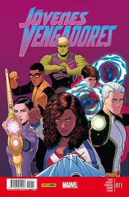 Jóvenes Vengadores Vol. 2 (2013-2014) (Grapa) #11