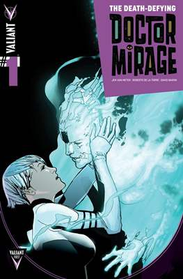 The Death-Defying Doctor Mirage (comic-book) #1