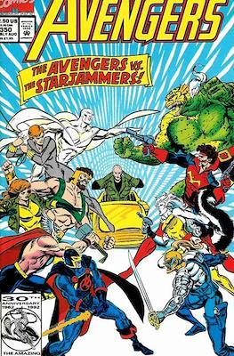 The Avengers Vol. 1 (1963-1996) (Grapa) #350