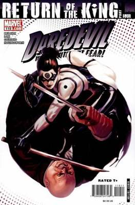 Daredevil Vol. 2 (1998-2011) (Comic-Book) #119