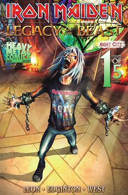 Iron Maiden: Legacy of the Beast - Night City