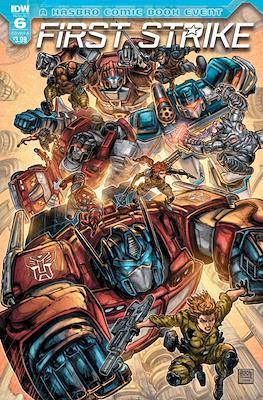 First Strike (Comic-book) #6