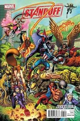 Avengers Standoff Assault on Pleasant Hill Alpha (Variant Covers)