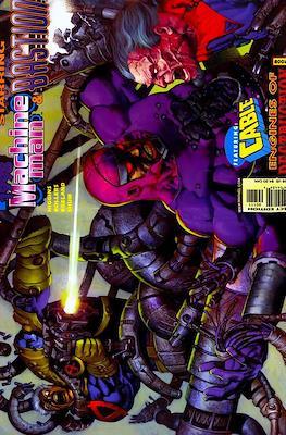 Machine Man & Bastion Annual 98