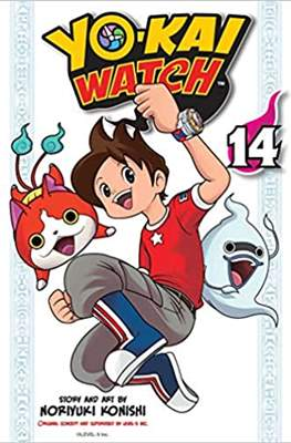 Yo-kai Watch (Rústica) #14