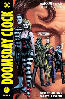 Doomsday Clock (Hardcover) #1