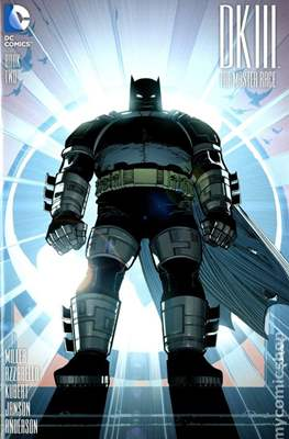 Dark Knight III: The Master Race (Variant Cover) (Comic Book) #2.2