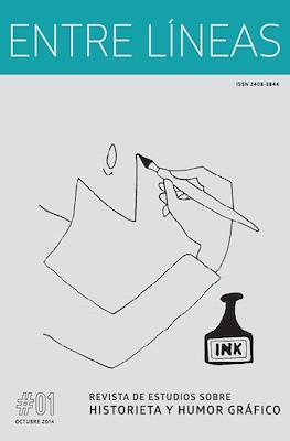 Entre Líneas (Revista Anual, 300 páginas) #1