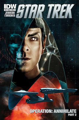 Star Trek (Grapa) #6