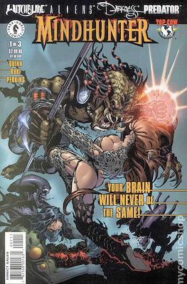 Mindhunter: Witchblade / Aliens / Darkness / Predator (2000-2001) (Grapa) #1
