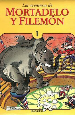 Las aventuras de Mortadelo y Filemón (Cartoné) #1
