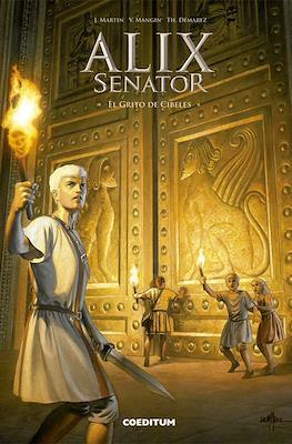 Alix Senator (Cartoné 48 pp) #5