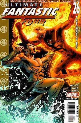 Ultimate Fantastic Four (Comic-Book) #26