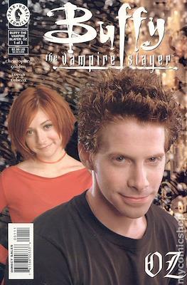 Buffy the Vampire Slayer: Oz (Variant Cover)