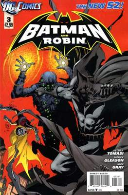 Batman and Robin Vol. 2 (2011-2015) (Comic Book) #3