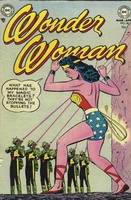 Wonder Woman Vol.1 (1942-1986; 2020-) (Comic Book) #58