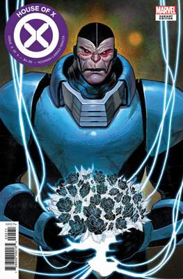 House of X (Variant Covers) (Comic Book) #6.4