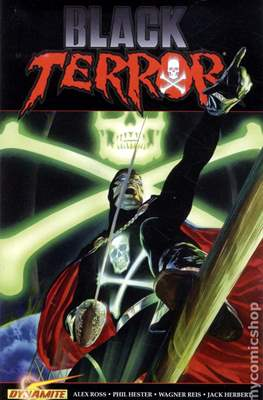 Black Terror (Softcover 104-112 pp) #3