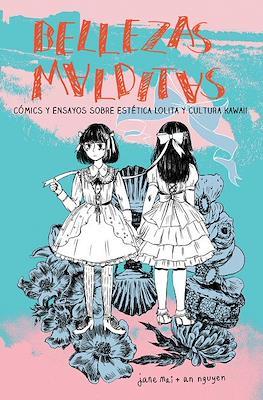 Bellezas malditas. Cómics y ensayos sobre estética Lolita y cultura Kawaii (Rústica 304 pp) #