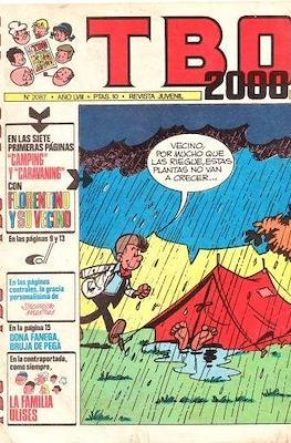 TBO 2000 - El TBO (Grapa) #2087