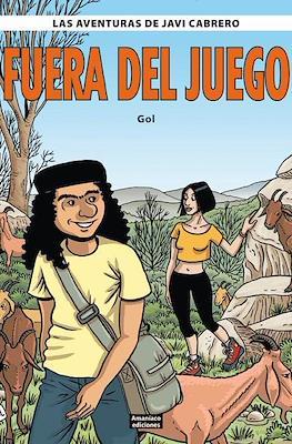 Las aventuras de Javi Cabrero. Fuera del juego
