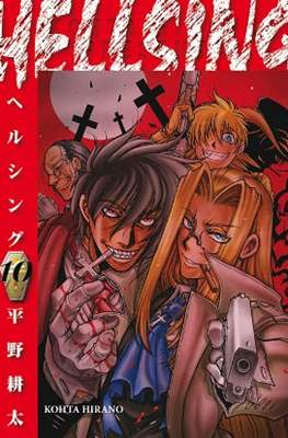Hellsing (Rústica con sobrecubierta) #10