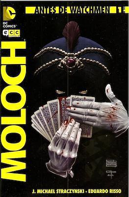 Antes de Watchmen: Moloch (Grapa) #1