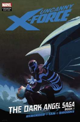 Uncanny X-Force Vol. 1 (2010-2012) (Softcover 112-160 pp) #3
