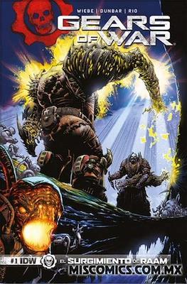 Gears of War (Portada Variante) #1.3
