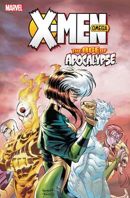 X-Men: The Age of Apocalypse (Softcover 408 pp) #3