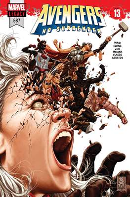 The Avengers Vol. 7 (2016-2018) (Comic-book) #687