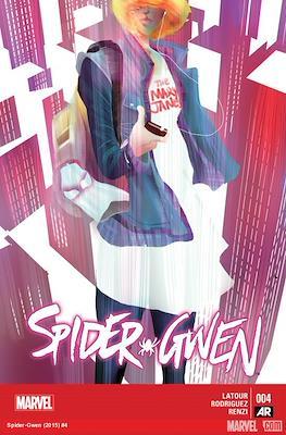Spider-Gwen Vol. 1 #4