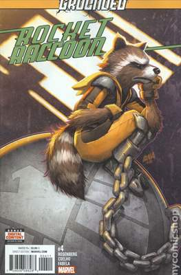 Rocket Raccoon (2016-2017) (Comic-book) #4