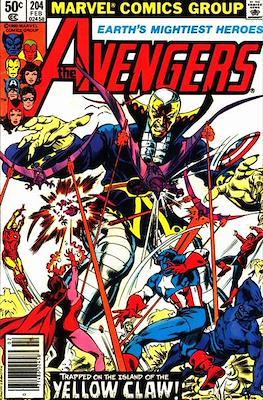 The Avengers Vol. 1 (1963-1996) (Grapa) #204