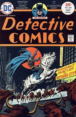 Detective Comics Vol. 1 (1937-2011; 2016-) (Comic Book) #449