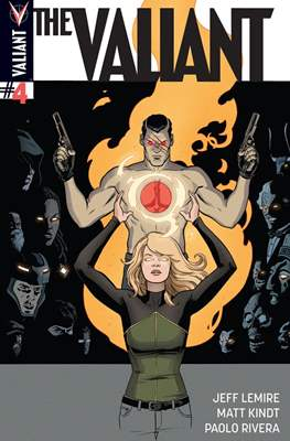 The Valiant (2014) (Comic-book) #4