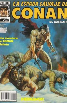 La Espada Salvaje de Conan. Vol 1 (1982-1996) (Grapa. B/N.) #96