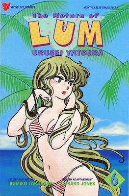 The Return of Lum (Comic-book) #6