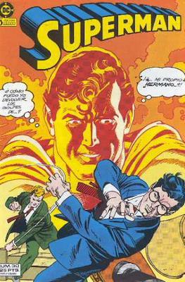 Superman (1984-1987) (Grapa 34 pp) #30