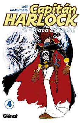 Capitán Harlock - El Pirata Espacial (Rústica con sobrecubierta 192 pp) #4