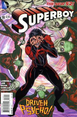 Superboy New 52 #18