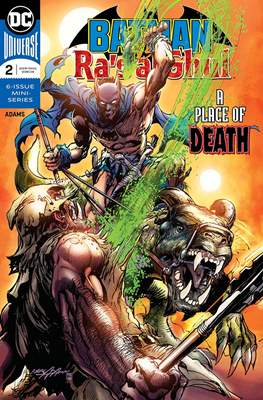 Batman vs Ra's Al Ghul (Comic Book) #2