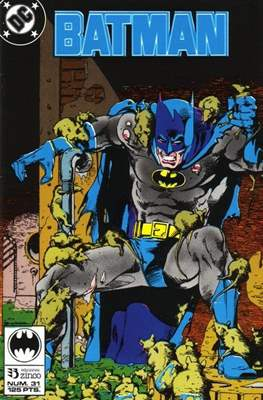 Batman (1987-1993) (Grapa) #31
