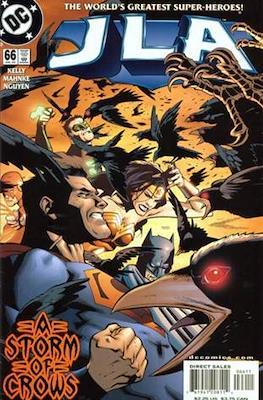 JLA Vol. 1 (1997-2006) (Comic-Book) #66