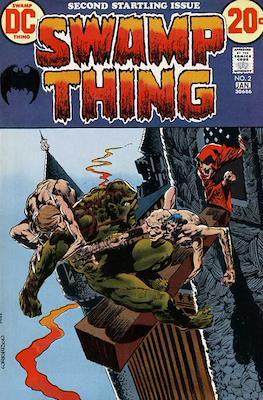 Swamp Thing (1972 1st Series) (Comic Book. 1972 - 1976) #2